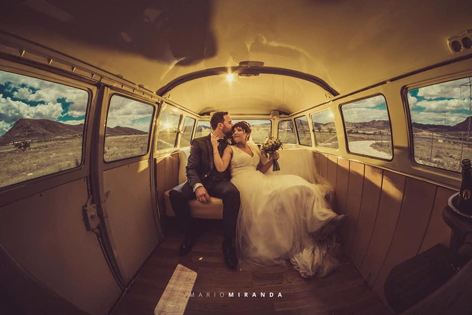 furgoneta para alquilar para boda murcia en clasicosmurcia