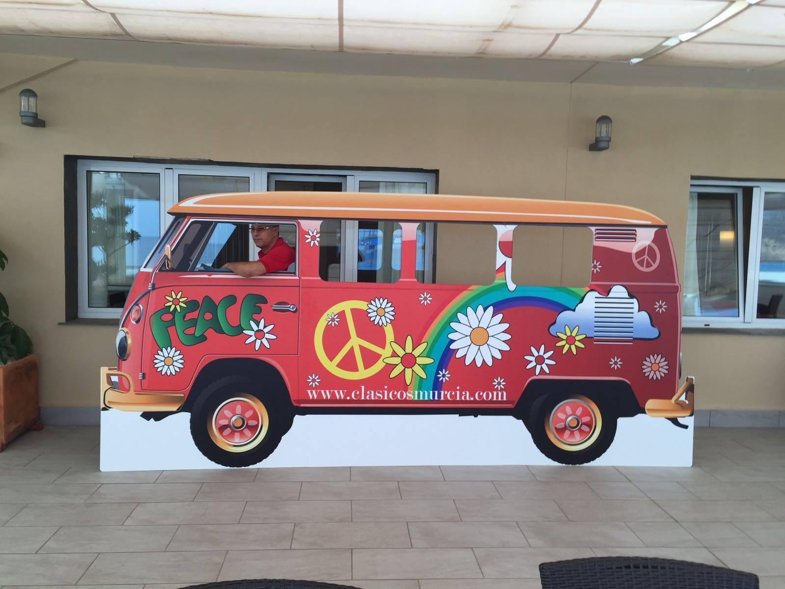 Photocall furgoneta murcia - primot1s