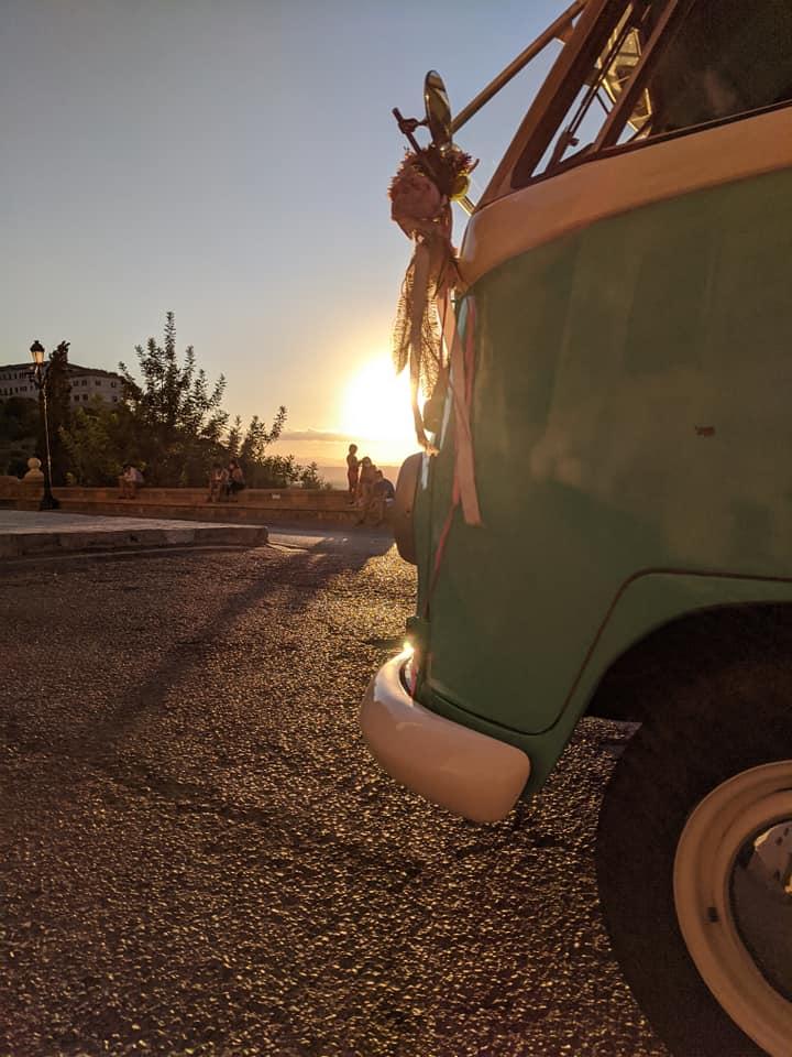 perfil de furgoneta hippie para alquilar en eventos murcia